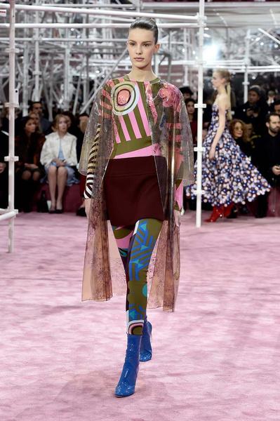 Показ Dior Haute Couture   галерея [1] фото [19]