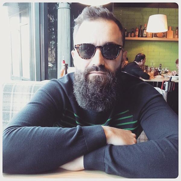 бородатые мужчины Самары