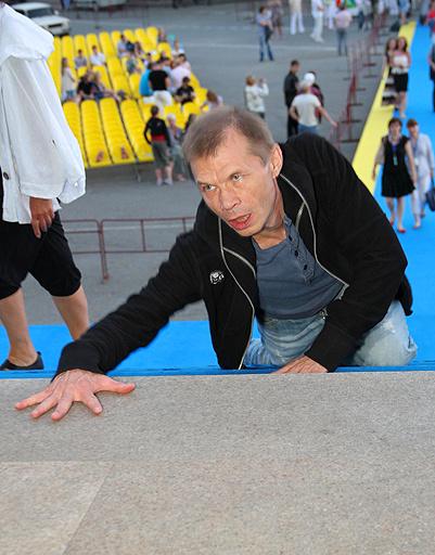 Актер Александр Башилов