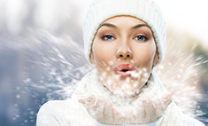 Первый снег в Ростове: фотоотчет