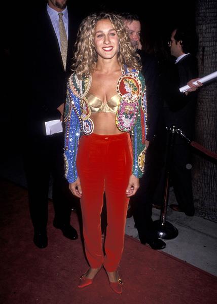 Сара Джессика Паркер, 1991 год