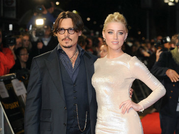 Джонни Депп (Johnny Depp) и Амбер Херд (Amber Heard)