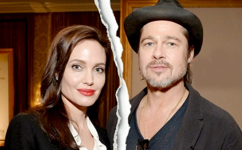 Джоли и Питт: 12 лет любви, 6 детей, тайная свадьба и внезапный развод