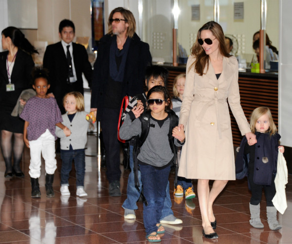 Анджелина Джоли: «Я никогда не хотела иметь детей»