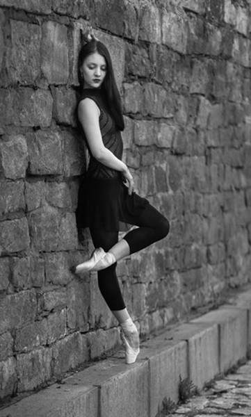 Елена Сафонова, балерина, фото