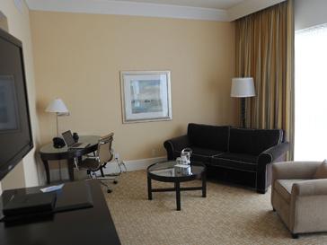 Номер 434 отеля Беверли Хилтон