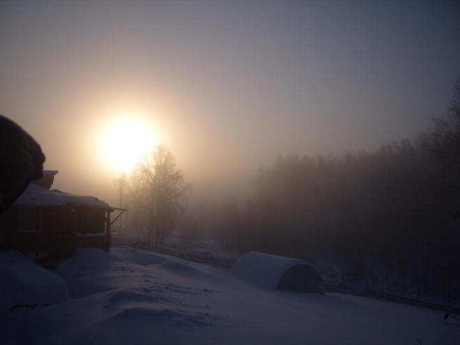 Всубботу вТомской области похолодает до-40