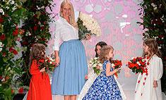 Неделя моды в Москве: показ Yulia Prokhorova Beloe Zoloto