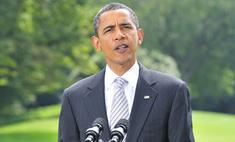 Американец устроил стриптиз перед Бараком Обамой