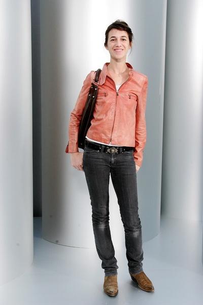 Шарлотт Гинсбур (Charlotte Gainsbourg) на показе Chanel