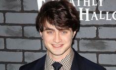 Дэниел Рэдклифф получит полмиллиона долларов за рекламу «Гарри Поттера»