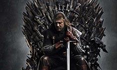 В Кемерово сделали копию Железного трона из «Игры престолов»