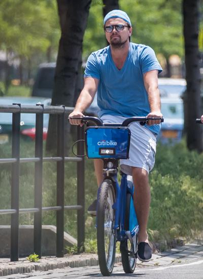 Езда на велосипеде польза
