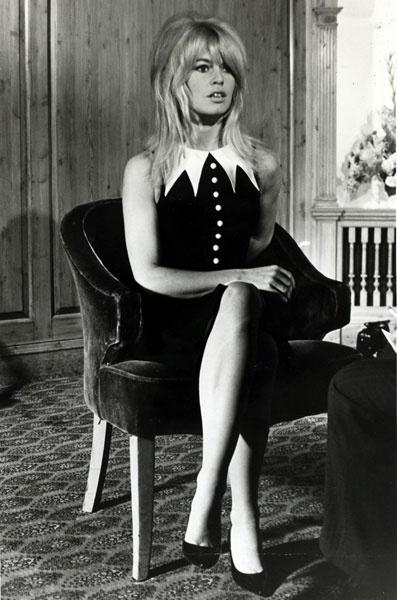 Брижит Бардо, 1963 год