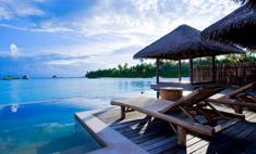 Как в раю: 10 лучших отелей мира