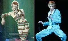 Хамелеон рок-музыки: все невероятные костюмы Дэвида Боуи