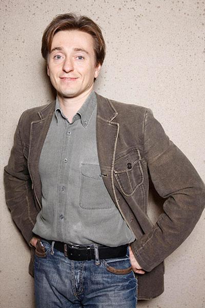 Сергей Безруков отмечает день рождения