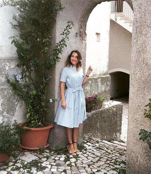 Анна Мамаева, модельер