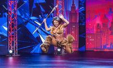 Упс! Красноярка сверкнула голой грудью на кастинге шоу «ТАНЦЫ»