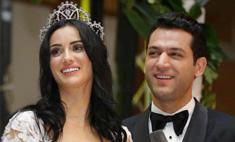 Великолепный век: турецкий актер закатил свадьбу как у султана