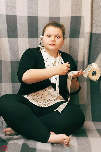 Взвешенные люди на СТС второй сезон: участники из Петербурга, Юлия Кишенькова, фото
