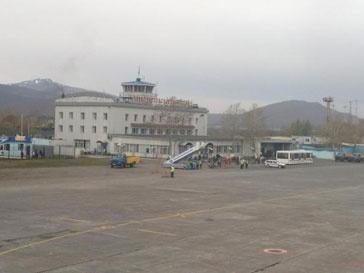 Аэропорт Петропавловска-Камчатского