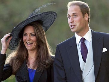 Принц Уильям (Prince William) и Кейт Миддлтон (Kate Middleton) готовятся к свадьбе