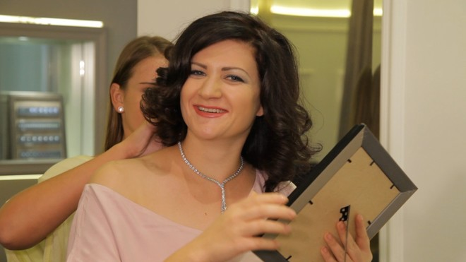 """Белгородка Наталья Жорова в программе """"Барышня-крестьянка"""""""
