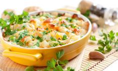 Овощная лазанья: секрет вкусного рецепта