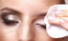 Уход за лицом: удаление макияжа