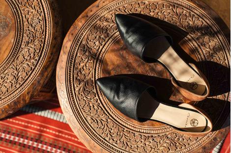 Восток – дело тонкое: новая коллекция обуви «Эконика»   галерея [1] фото [3]