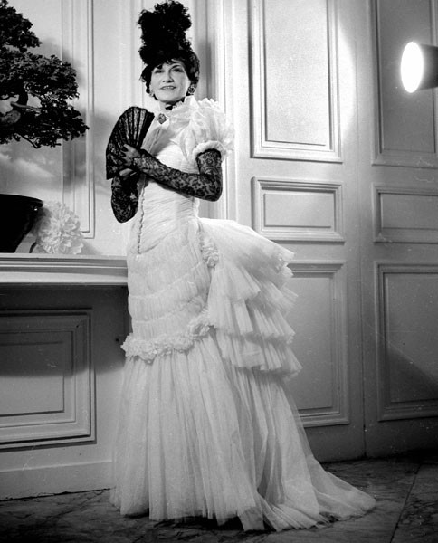 Коко Шанель, 1935 год