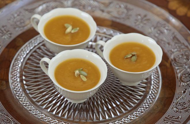 тыквенный суп рецепт классический