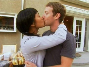 Марк Цукерберг (Mark Zuckerberg) и Присцилла Чен (Priscilla Chan)