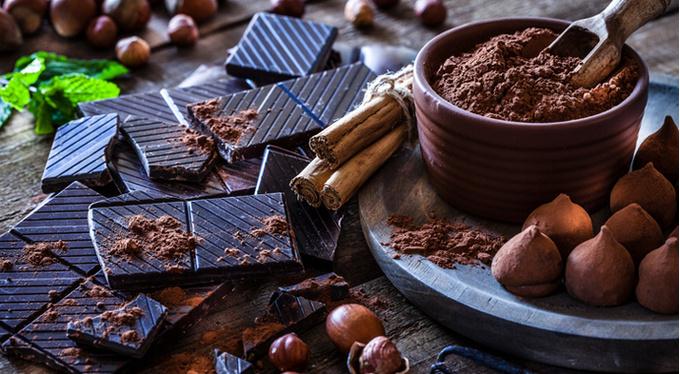Пять полезных сладостей