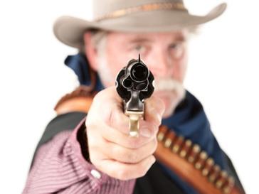 Пьяные водители предпочитают стрелять в инспекторов ГИБДД
