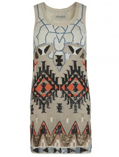 Платье All Saints, около 300 долларов