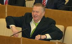 Лужков и Жириновский будут судиться «как пенсионер с пенсионером»
