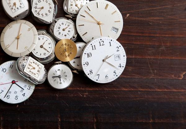 Сделать стильные часы
