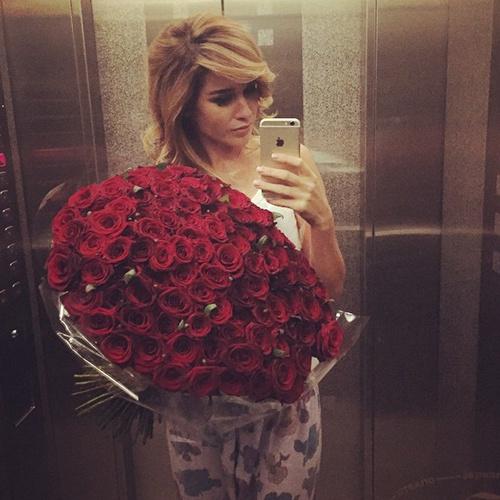 Ксения Бородина инстаграм фото