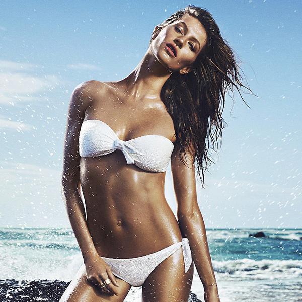 Жизель Бундхен для H&M лето-2014