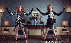 Lanvin выпустили танцевальное видео