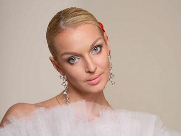 Анастасия Волочкова чуть не расплакалась на телешоу