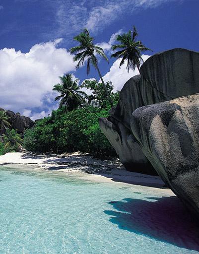 Anse Source D'Argent Beach - Пляж Анс Сурс д'Аржан