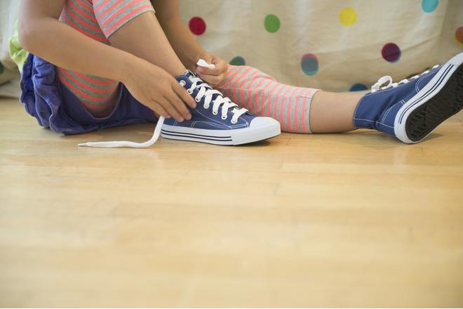 размер обуви ребенка по возрасту