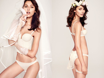 Свадебная коллекция нижнего белья от Women'secret