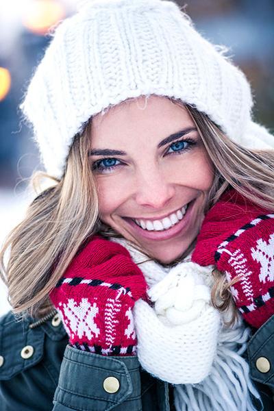 Как ухаживать за кожей в морозы