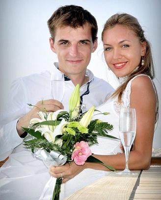 Сергей и Мария Адоевцевы