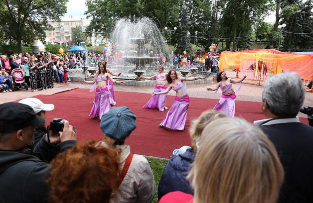 Программа Дня города Твери – 2015