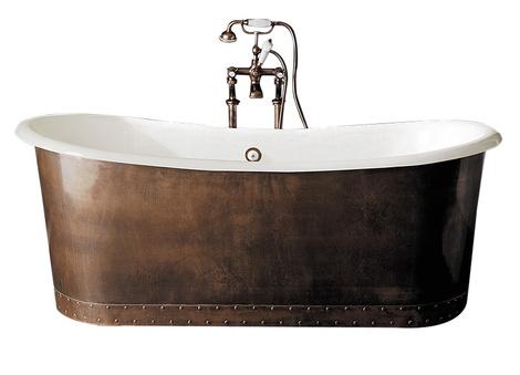 Тренд недели: ванная комната в классическом стиле | галерея [1] фото [3]